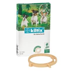Kiltix f. kleine hunde halsband