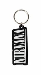 Nirvana Logo - brelok