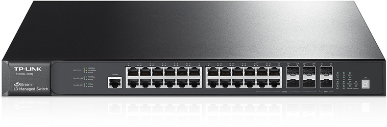 Switch tp-link t3700g-28tq - szybka dostawa lub możliwość odbioru w 39 miastach
