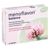 Menoflavon balance tabletki