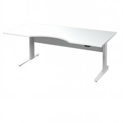 Prima biurko z  el. regulowanymi nogami 180 cm