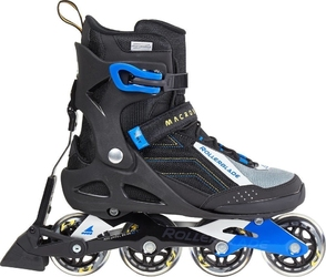Rolki rollerblade macroblade 80 abt black - blue