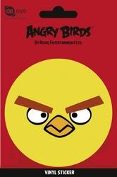 Angry Birds  Wściekłe ptaki Yellow Bird - naklejka