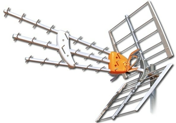 Antena televes dat hd t-force  - szybka dostawa lub możliwość odbioru w 39 miastach