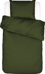 Pościel minte zielona 140 x 220 cm z poszewką na poduszkę 60 x 70 cm
