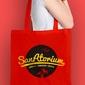 Sanatorium torba na zakupy czerwona universal