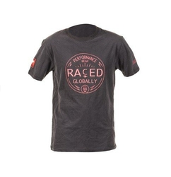 Rst raced globally black t-shirt