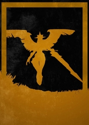 League of legends - kayle - plakat wymiar do wyboru: 21x29,7 cm