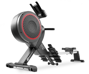 Wioślarz magnetyczny hs-100ar roam szary - hop sport
