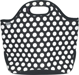Torba na zakupy everyday tote black dot