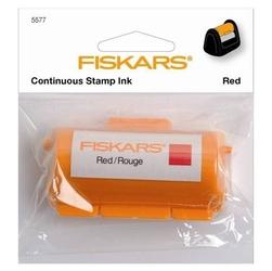 Pigment atramentowy do Continuous Stamp - czerwony - CZE