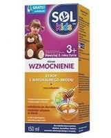 Solkids wzmocnienie syrop 150ml