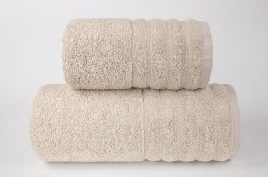 Ręcznik greno alexa beżowy - beżowy