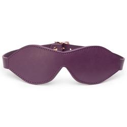 Maska na oczy - fifty shades of grey freed cherished lim. collection leather blindfold