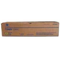 Toner oryginalny km tn-616y a1u9250 żółty - darmowa dostawa w 24h