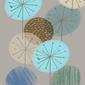 Kolorowe dmuchawce - plakat wymiar do wyboru: 70x100 cm