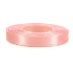 Tasiemka satynowa 12mm32m - różowy jasny - różjas