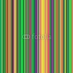 Plakat na papierze fotorealistycznym streszczenie psychodeliczny żywe kolory pionowe linie tła.