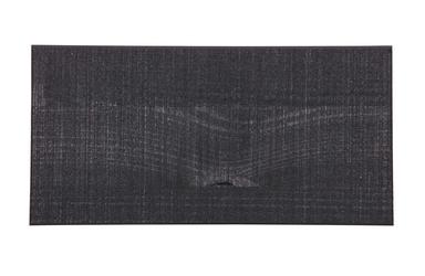 Woood próbka drewna sosnowego litego czarny 10x25 - woood 359952-gzz