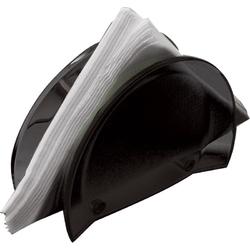 Serwetnik czarny glamour bugatti