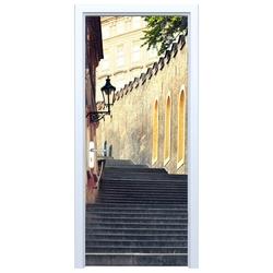 Fototapeta na drzwi schody 721a