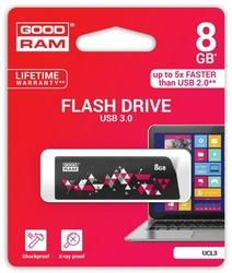 GOODRAM CLCK   8GB USB 3.0 Black