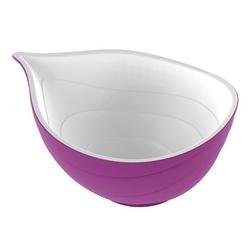 Miska fioletowa 25 cm onion zak designs