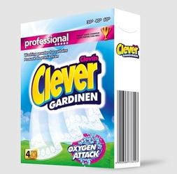 Clever gardinen, proszek do prania firan, 400g, 4 prania