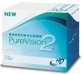 Purevision 2hd, 6 szt.