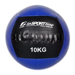 Piłka lekarska 10 kg wallball - insportline - 10 kg