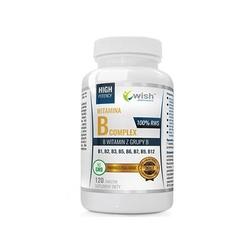 Wish pharmaceutical vitamin b complex 120caps szybka wysyłka