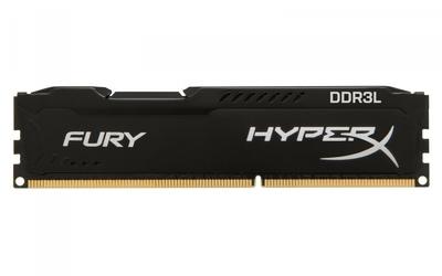 Hyperx ddr3 hyperx fury  8gb1600 cl10 black lv