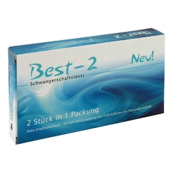 Best 2 test ciążowy