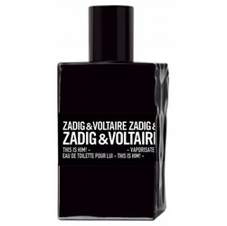 Zadig amp; voltaire this is him m woda toaletowa 30ml