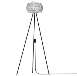 Mała lampa wisząca z naturalnych piór eos umage 02124