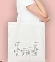 Co masz daj torba na zakupy naturalna universal