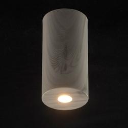Oświetlenie punktowe led z jasnego drewna regenbogen techno 10 x 20 cm 712010901