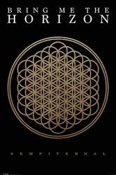 Bring Me The Horizon - Sempiternal - plakat