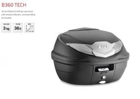 Kufer centralny givi b360nt monolock - 36 litrów