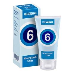 Mineralstoff-salbe nummer 6