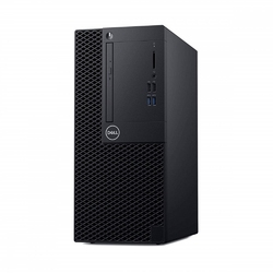 Dell komputer optiplex 3070 mt w10pro i3-91008gb1tbintel uhd 630dvd rwkb216  ms116260w3y nbd
