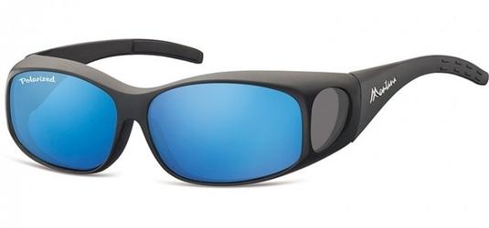 Okulary z polaryzacją hd fit over dla kierowców, nakładane na korekcyjne mfo1e