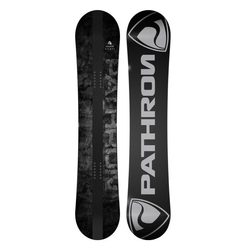 Deska snowboardowa pathron draft 2019
