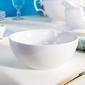 Salaterka okrągła porcelana mariapaula biała 17 cm
