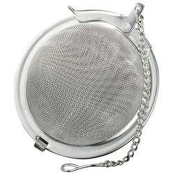 Zaparzacz do herbaty kulka z łańcuszkiem kuchenprofi 6,5cm ku-1045032806