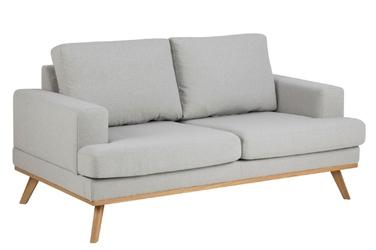 Sofa 2osobowa norwich light grey