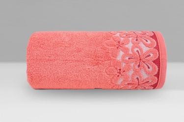 Ręcznik bella koralowy greno - koralowy
