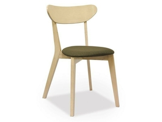 Krzesło varni dąb bielony