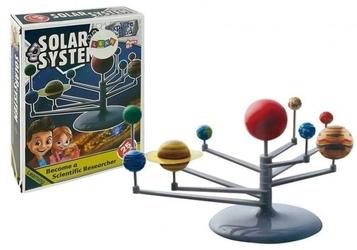 Model edukacyjny układu słonecznego solar system