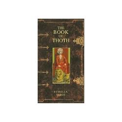 The Book of Thoth Etteilla Tarot